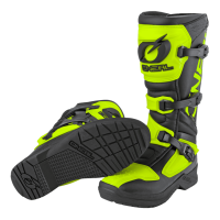 Botas motocross O´neal RSX Boot neon yellow amarillas