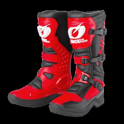 Botas motocross O´neal RSX Boot ROJA 2020
