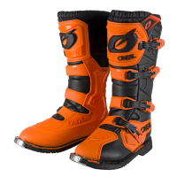 BOTA RIDER PRO BOOT ORANGE