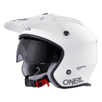 CASCO VOLT SOLID BLANCO ONEAL