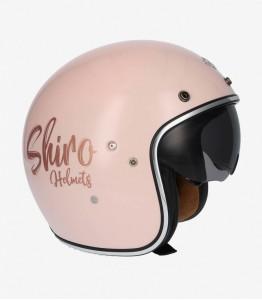 Casco SH-235 GLAM SHIRO