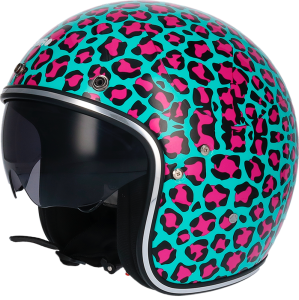 Casco Shiro SH-235 Animal Print