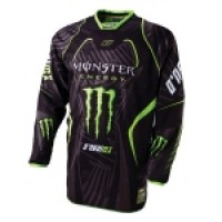 CAMISETA MONSTER ADULTO HARDWEAR 2011