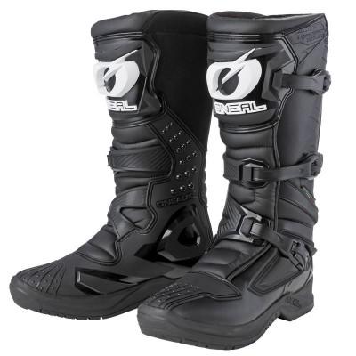 Botas motocross  O´neal RSX Boot  Negra 2020