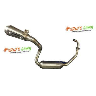 ESCAPE BENELLI TNT 125CC MINI TORNADO COMPLETO TURBOKIT