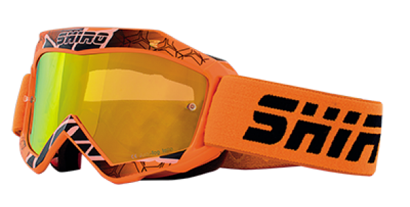 Gafas cross infantil naranja- MX-904 KIDS