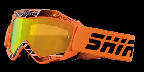 Gafas cross infantil naranja- MX-904 KIDS