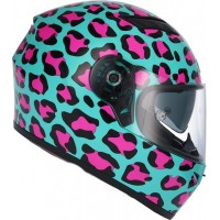CASCO SH-600 ANIMAL PRINT SHIRO INTEGRAL