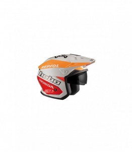 CASCO HONDA HEBO TRIAL Zone 5 MONTESA TEAM II   HC1153