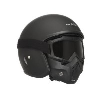 CASCO YET NEGRO MARCA NOX